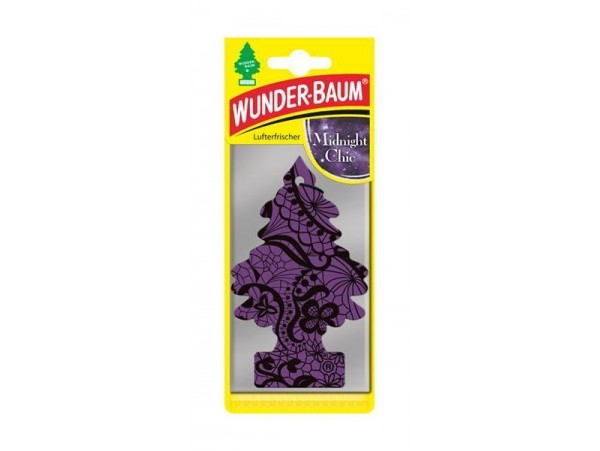 Oro gaiviklis Wunderbaum MIDNIGHT CHIC