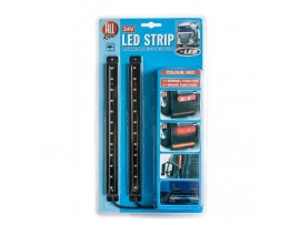 LED juosta su stabdymo funkcija 24v All Ride