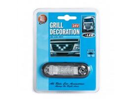 Diodinės dekoracijos sunkvežimiui 2LED, 24v, All Ride