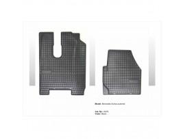 Guminiai kilimėliai sunkvežimiams MB Actros Automat 2vnt/kpl