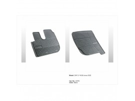 Guminiai kilimėliai sunkvežimiams DAF LF 45/55 nuo 2002 2vnt/kpl