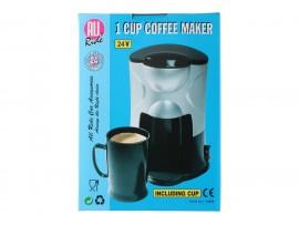 Kavos aparatas vieno puodelio 24v All Ride