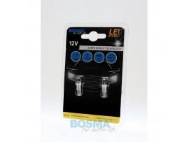 Lemputės BOSMA 1xSTANDARD LED T05 WHITE 2vnt.