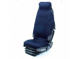 Universalus sunkvežimio sėdynių užvalkalas mėlynas All Ride