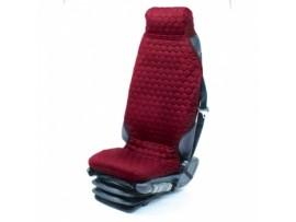 Universalus sunkvežimio sėdynių užvalkalas Raudona All Ride