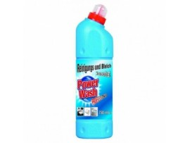 WC valymo želė Power wash (mėlyna) 750ml