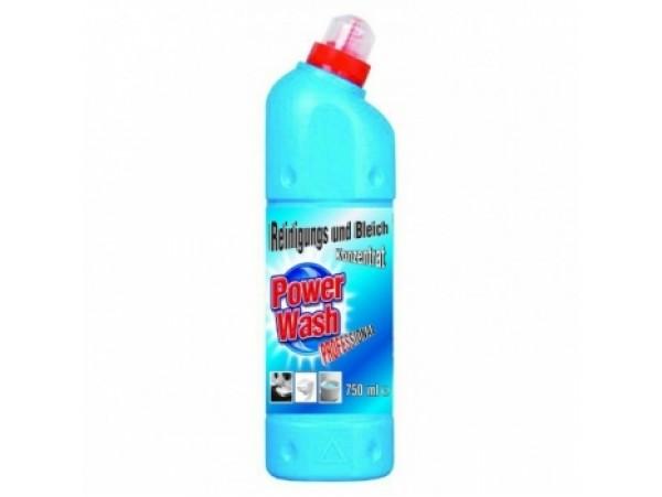 WC valymo želė Power wash (mėlyna) 750ml