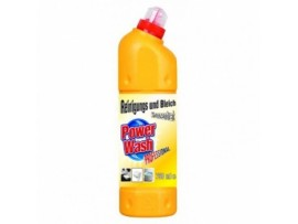 WC valymo želė Power wash (geltona) 750ml
