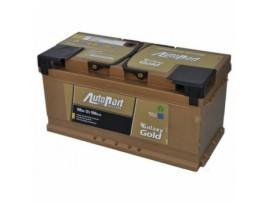 Akumuliatorius Autopart Galaxy Gold 100Ah 900A
