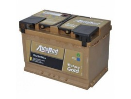 Akumuliatorius Autopart Galaxy Gold 82Ah 850A