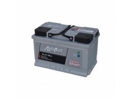 Akumuliatorius Autopart Galaxy Silver 75Ah 750A