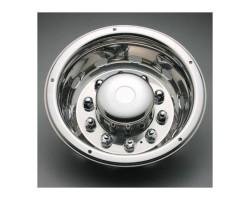 Sunkvežimio galinių ratų R22.5 apdaila DELUX g 529R