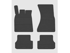 Guminiai kilimėliai Audi A6 C7  nuo 2011  1503 4vnt/kpl