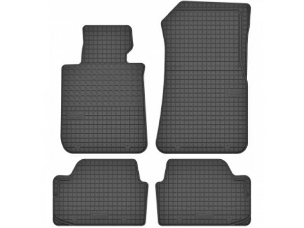 Guminiai kilimėliai BMW 1, E81,E87(2007-2010,F20(2011-2015) X1 E84  (2009-2012) 4vnt/kpl 1508