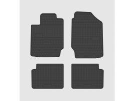 Guminiai kilimėliai  Toyota Corolla E12 (2002-2007)  4vnt/kpl