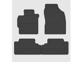 Guminiai kilimėliai  Toyota Corolla E14/E15 (2006-2012) Auris I (2007-2012)  4vnt/kpl