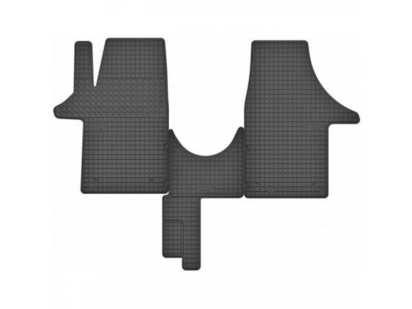 Guminiai kilimėliai VW Transporter T5 (2003-2015), T6 nuo 2015  3vnt/kpl