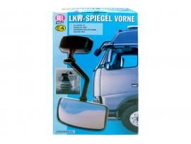 Papildomas priekinis veidrodis sunkvežimiams