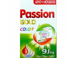 Skalbimo milteliai Passion Gold Professional Color 9,1kg