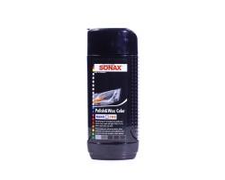 Sonax Juodas poliruoklis su vašku NANO-PRO 250ml