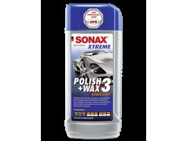 Sonax Xtreme polirolis su vašku Nr.3 Hybrid NPT