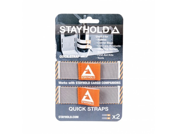 Tvirtinimo juostos Stayhold Quick Strap 2vnt SH006